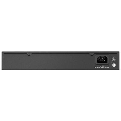 D-link DES-1016C 16 PORT 10/100MBPS YONETILEMEZ METAL KASA RACKMOUNT SWITCH Switch