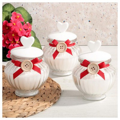 ihouse-1466-dekoratif-mum-beyaz