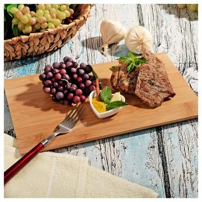 İhouse 20052 Bambu Tepsi-bambu Diğer Mutfak Gereçleri