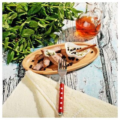 İhouse 20094 Bambu Sunum Tahtası-bambu Diğer Mutfak Gereçleri