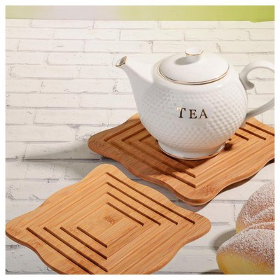 İhouse 20722 Bambu Nihale-bambu Küçük Mutfak Gereçleri