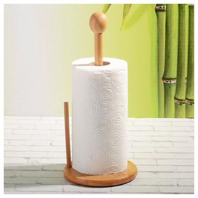 İhouse 20753 Bambu Kağıt Havluluk-bambu Diğer Mutfak Gereçleri