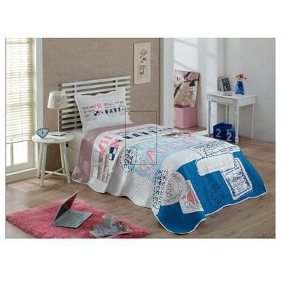 Örtüm Active Yatak Örtüsü Tek Kisilik Beyaz Yatak Örtüleri