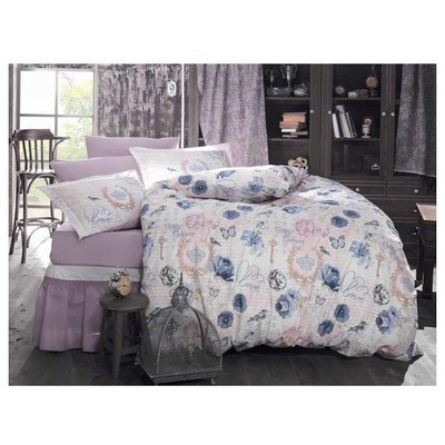 Clasy Desirev2 Uyku Seti Mavi Çift Kişilik Uyku Setleri