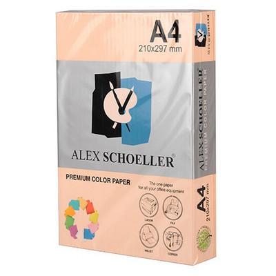 Alex Schoeller A4  Somon Renkli 80 Gr No:550 Fotokopi Kağıdı