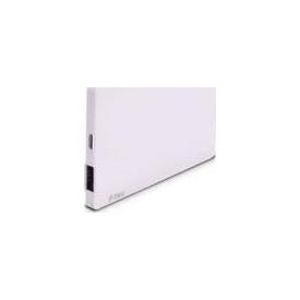 Ttec 2BB113B 2BB113B - PowerCard 2.500mAh  Beyaz Taşınabilir Şarj Cihazı
