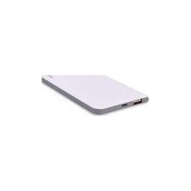Ttec 2BB116B 2BB116B PowerSlim 4.000mAh  Beyaz Taşınabilir Şarj Cihazı