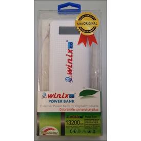Winixco 8681038150008 13200 Mah %100 Orjinal Kapasiteli Powerbank Taşınabilir Şarj Cihazı