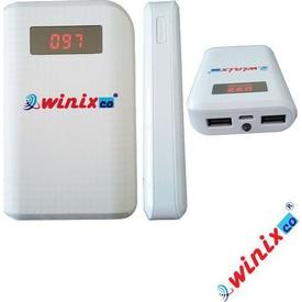 Winixco 8681038150121 5400 Mah %100 Orjinal Kapasiteli Powerbank Taşınabilir Şarj Cihazı