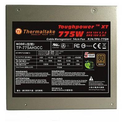 Thermaltake Toughpower XT 775w 80+Bronze Güç Kaynağı (TPX-775MPCEU)
