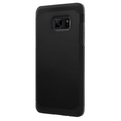 Microsonic Samsung Galaxy Note 7 Kılıf Slim Fit Dual Layer Armor Siyah Cep Telefonu Kılıfı