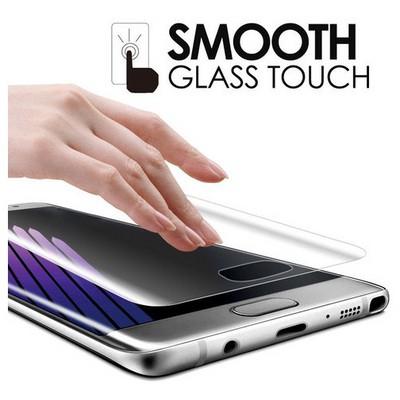 Microsonic Samsung Galaxy Note 7 Ön + Arka Kavisler Dahil Tam Ekran Kaplayıcı Film Ekran Koruyucu Film