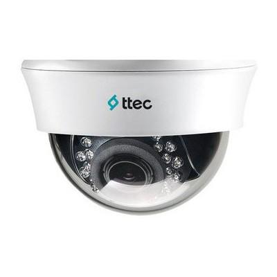 Ttec Cam-ıdm1013v Analog Hd Ir Dome Kamera Güvenlik Kamerası