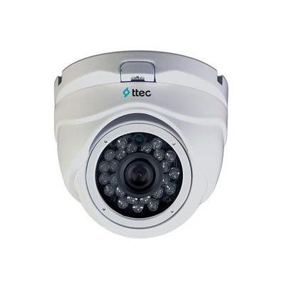 Ttec Cam-ıdm1020 Analog Hd Ir Dome Kamera Güvenlik Kamerası