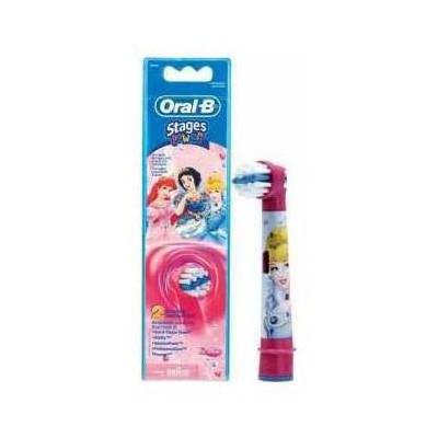 Oral-B EB10-2 Extra Soft Yedek Kız Çocuk