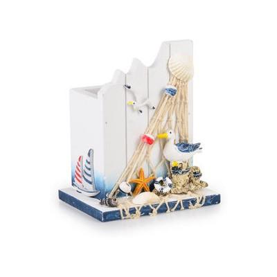 İhouse 568 Dekoratif Obje-mavi Biblo