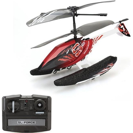 Silverlit Hydrocopter U.k. Helikopter Kırmızı 2.4g - 3ch Gyro Erkek Çocuk Oyuncakları