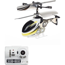 Silverlit Nano Falcon M U.k. Mini Helikopter (63 Mm) 3ch Gyro Beyaz Erkek Çocuk Oyuncakları