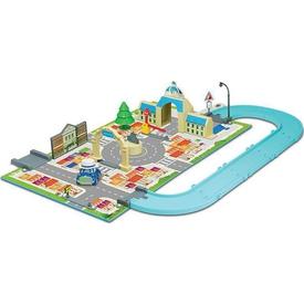 Poli Robocar Kitap Kasaba Belediye Binası Oyun Seti Erkek Çocuk Oyuncakları