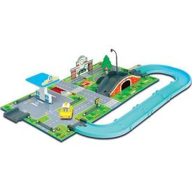 Poli Robocar Kitap Kasaba Enerji Istasyonu Oyun Seti Erkek Çocuk Oyuncakları