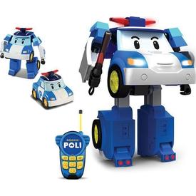 Poli Robocar Transformers Robot Uzaktan Kumandalı Arabalar