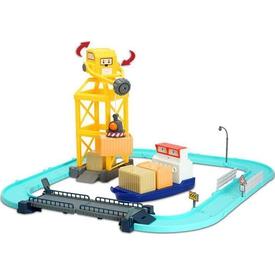 Poli Robocar Kargo Istasyonu Oyun Seti Erkek Çocuk Oyuncakları