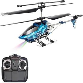 Silverlit Sky Blaze U.k Helikopter 2.4g - 3ch Gyro Mavi Erkek Çocuk Oyuncakları