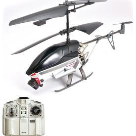 Silverlit Spy Cam Iı U.k. Kameralı Helikopter 2.4g - 3ch Gyro Beyaz Erkek Çocuk Oyuncakları