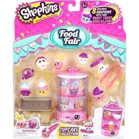 Cicibiciler Yemek Şöleni Cupcake Oyun Seti Kız Çocuk Oyuncakları