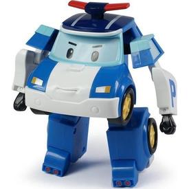 Poli Robocar Transformers Robot Figür 83171 Figür Oyuncaklar