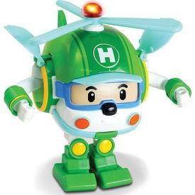 Poli Robocar Işıklı Transformers Robot Figür Helly Figür Oyuncaklar