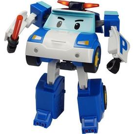 Poli Robocar Işıklı Transformers Robot Figür Figür Oyuncaklar