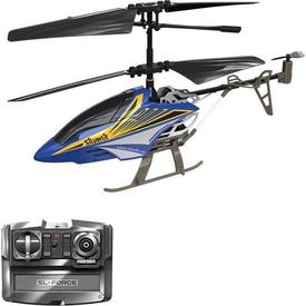 Silverlit Sky Thunderbird U.k. Helikopter Mavi 2.4g - 3ch Gyro Erkek Çocuk Oyuncakları