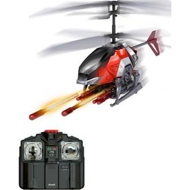 Silverlit Heli Combat Kumandalı Helikopter Kırmızı 2ch Erkek Çocuk Oyuncakları