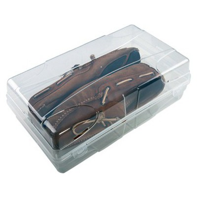 Markasız Saklama Kutusu Erkek Ayakkabı Şeffaf Model 5008 Saklama Kabı