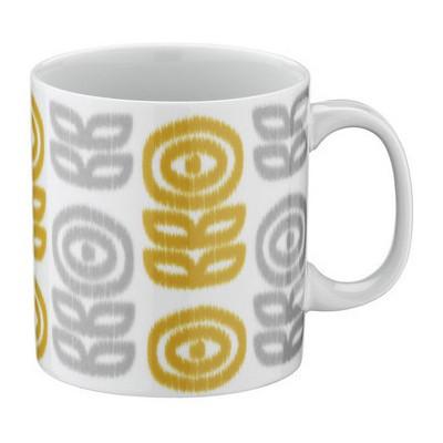 Kütahya Porselen 9129 Desen Mug Bardak Bardak & Kupa