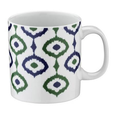 Kütahya Porselen 9133 Desen Mug Bardak Bardak & Kupa