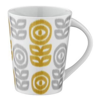 Kütahya Porselen 9129 Desen Mug Bardak Bardak, Kupa, Sürahi