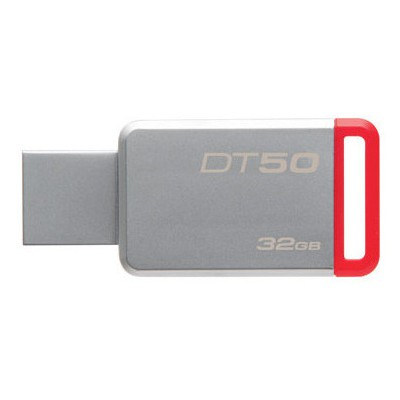Kingston 32gb Usb 3.1 Dt50/32gb Metal USB Bellek