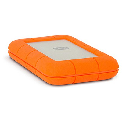 Lacie 1tb Rugged Thunderbolt & Usb3 W Integrated Cable Stev1000400 Taşınabilir Disk