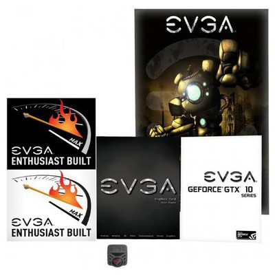 Evga GeForce GTX 1080 SC Gaming ACX 3.0 8G Ekran Kartı