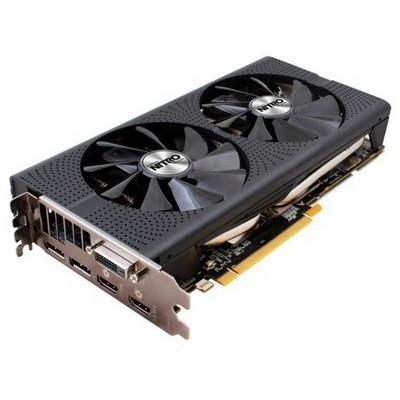 Sapphire NITRO+ Radeon RX 480 4G D5 OC Ekran Kartı (11260-02)