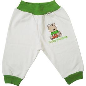 Bebitof 627 Bebek Pantolonu Yeşil 9-12 Ay (74-80 Cm) Pantolon & Şort
