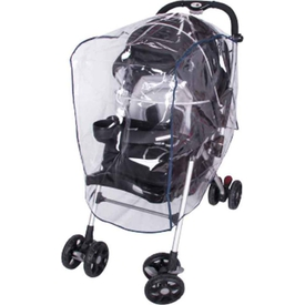 Sevi Bebe 3210 Puset Yağmurluğu Bebek Arabası Aksesuarı