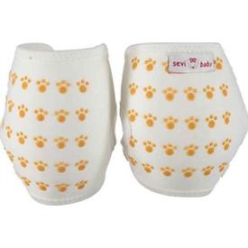 Sevi Bebe 1292 Destekli Emekleme Dizliği Krem Erkek Bebek Çamaşırı