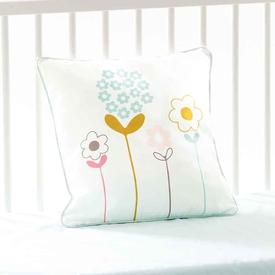 Funna Baby 8208 Floral Bebek Süs Yastığı 50x50 Süs & Takı Yastığı