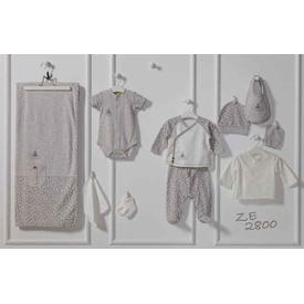 caramell-2800-bebek-10-lu-hastane-cikis-seti-bej