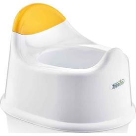 Babyjem Art-326 Mini Bebek Lazımlık Beyaz Tuvalet Eğitimi