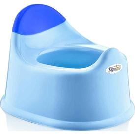 Babyjem Art-326 Mini Bebek Lazımlık Mavi Tuvalet Eğitimi