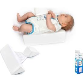 Babyjem Art-014 Güvenli Bebek Uyku Yastığı Beyaz Yastık & Kılıfları